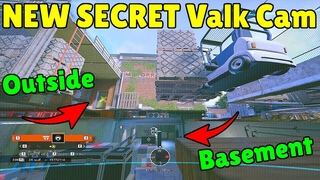 Ubisoft Finally Fixed This Invisible Valkyrie Cam On Clubhouse - Rainbow Six Siege Crystal Guard