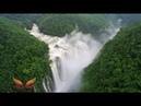 Vive Cascada de Tamul y Puente de Dios desde el aire - Huasteca Potosina- Helivant, DJI Inspire 1