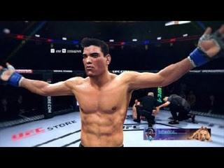 VBL 62 Middleweight Paulo Costa vs Edmen Shahbazyan
