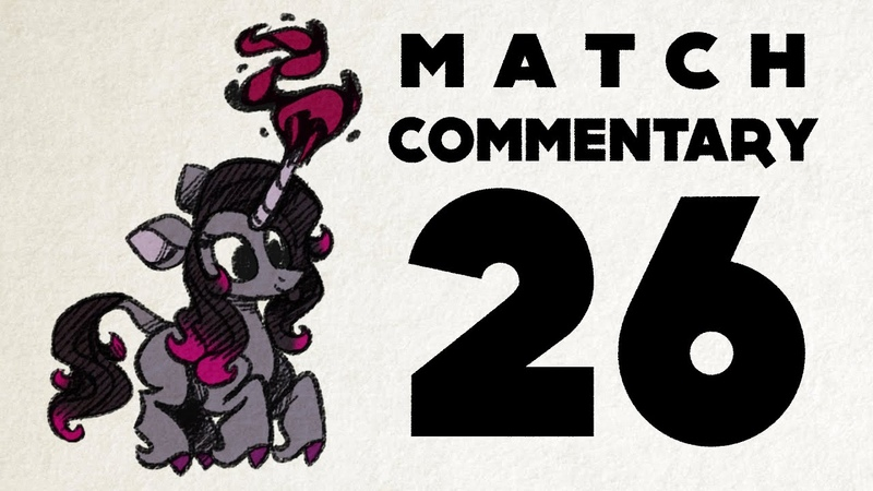 Match Commentary 26 Salt Mines Run Them's Fightin' Herds Early Access