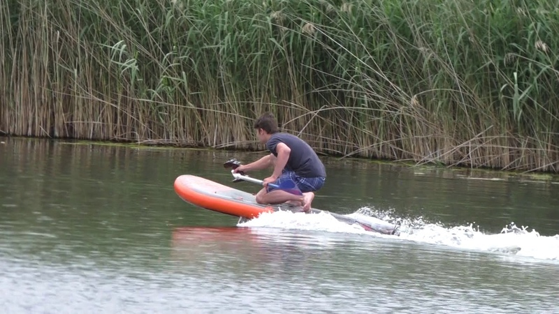 3500 Watt Electric Stand Up Paddleboard