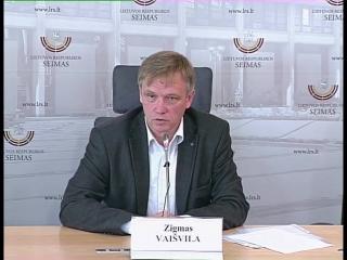Signataras Z. Vaišvila net nežino, kad 1990 - 2000 metais jo sukurtoje valstybėje ne vienas žmogus, o tūkstančiai, tame tarpe da