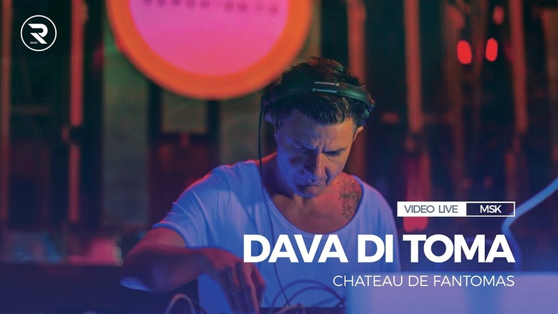 Dava Di Toma ASIA EXPERIENCE 3 R sound Fantomas Chateau Rooftop Moscow