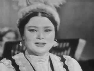 Roza Baglanova. Saulem-ay. Folk song