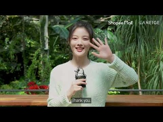 COMING SOON! Laneige x Shopee - Brand Of The Day with KIM YOO JUNG