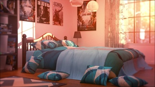 Making of bedroom 3ds max tutorial part - 3