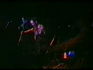 Death In June, Current 93  Sol Invictus - Live Hamburg 1991