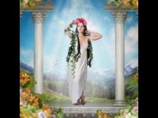 Флора - богиня весны, цветов, расцвета, весны и полевых плодов