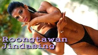 Roongtawan Jindasing exotic beauty | Thay muscle girl