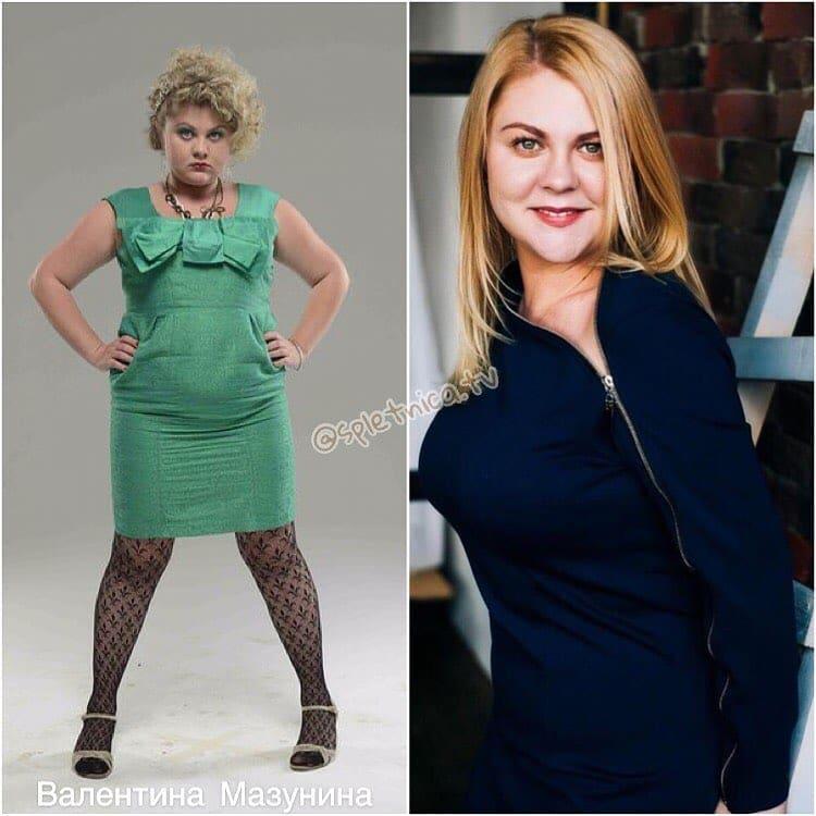 Валентина Мазунина рассказала в интервью как похудела на 15 кг!