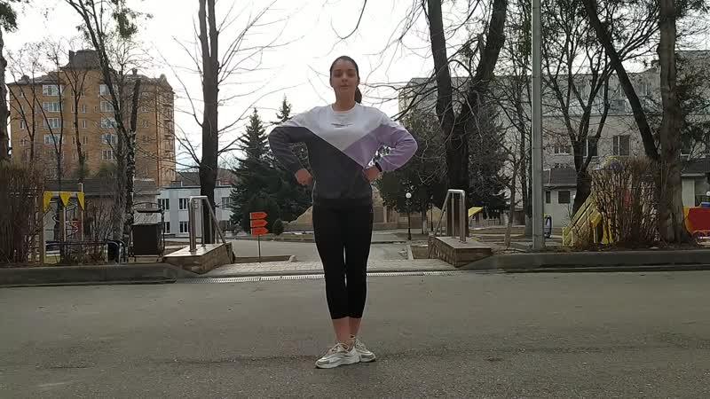 Мастер класс Алина Гайбалова