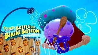 КОРОЛЬ МЕДУЗА ► SpongeBob SquarePants: Battle for Bikini Bottom - Rehydrated #3