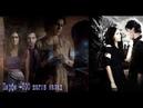 The Vampire Diaries Damon and Elena Перфе 100 шагов назад