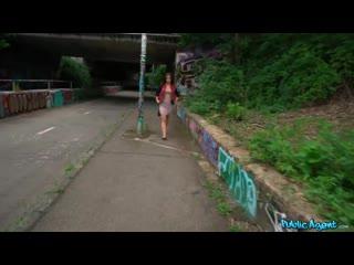 PublicAgent - Lenna Ross - домашнее частное русское порно анал минет отсос сперма оргазм зрелая мамка милфа anal