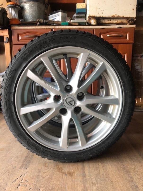 Купить колёса с литьём Разбортовка 5 | Объявления Орска и Новотроицка №11525