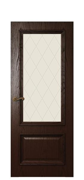 Дверь Магнолия 2, Дуб бренди