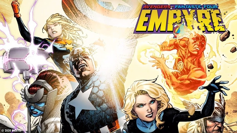 Who Betrays The Avengers in EMPYRE! | Marvel Comics