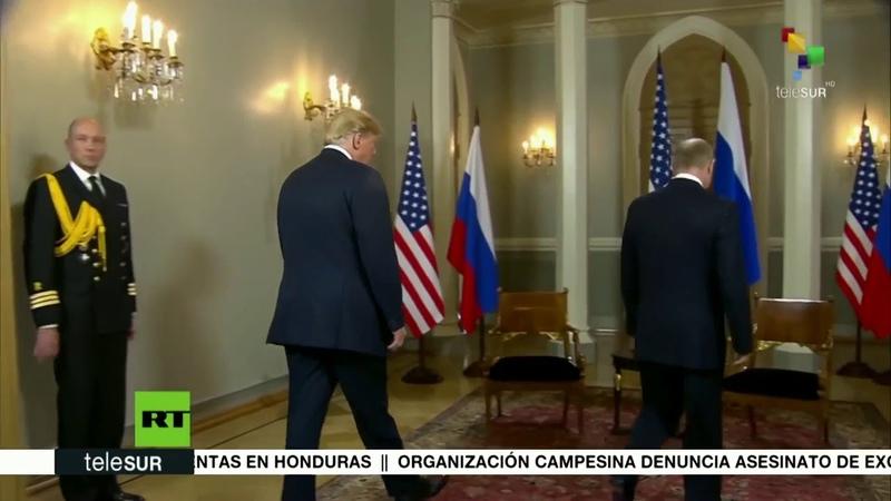 Trump espera reunirse con Putin y Jinping en la Cumbre del G20