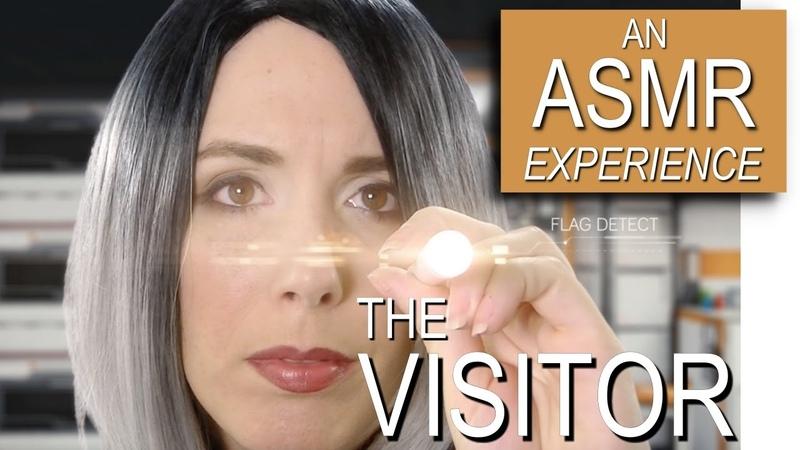 THE VISITOR: Sci-Fi ASMR Medical Exam Role Play (Binaural)