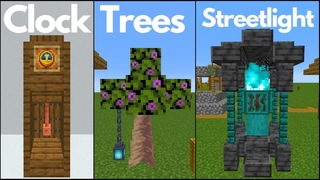 Minecraft    10+ Build Hacks and Ideas #2
