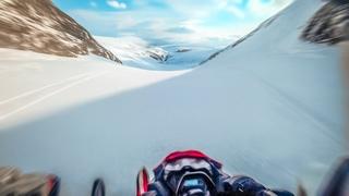 Хибины 2021. Три дня на снегоходах