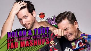 RETRO REPLAY - Nolan & Troy Don't Endorse These 90's Fad Mashups