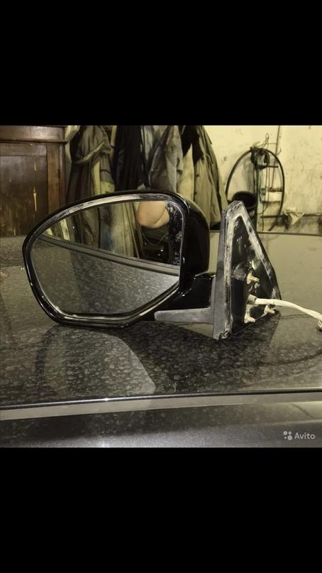 Купить зеркало от Lifan x60 Всё работает | Объявления Орска и Новотроицка №10037