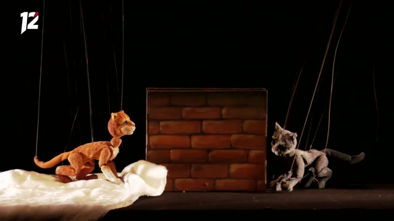 В омском Арлекине маленьким зрителям расскажут кошачью историю