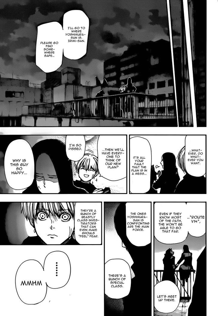 Tokyo Ghoul, Vol.13 Chapter 132 Reunion, image #11