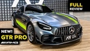 2020 MERCEDES AMG GT R PRO V8 NEW FULL Review BRUTAL Sound Exhaust Interior Exterior Infotainment