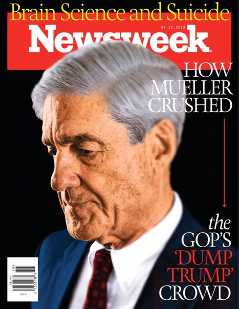 Newsweek USA – April 12, 2019