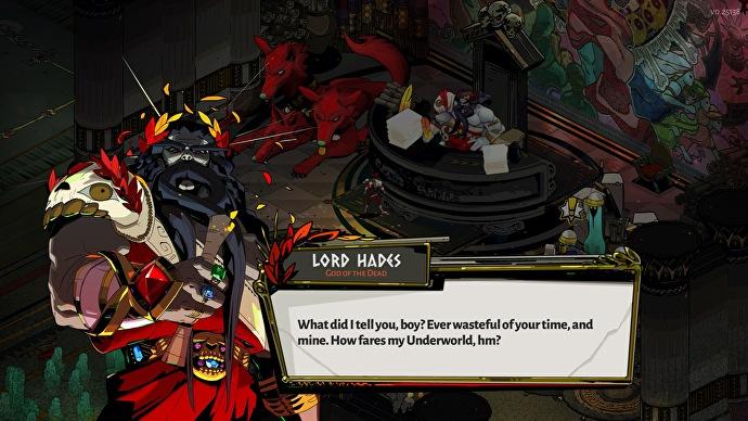Как Hades раскрывает греческие мифы, изображение №3