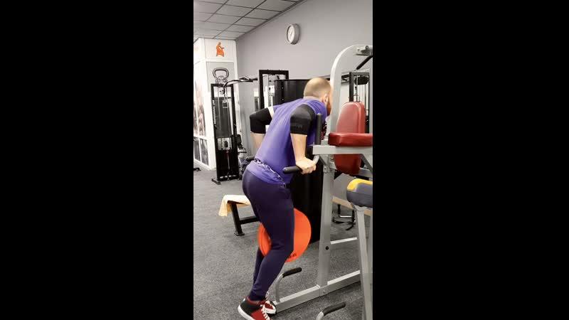60 KG Х 6 Strong gym.