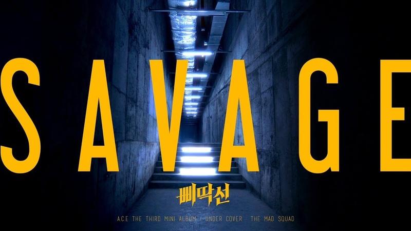 A.C.E (에이스) - 삐딱선 (SAVAGE) M/V