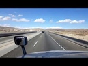 BigRigTravels LIVE! Barstow, California to N. of Las Vegas, Nevada Interstate 15 North-Mar. 12, 2018