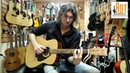 Обзор акустической гитары Yamaha F370