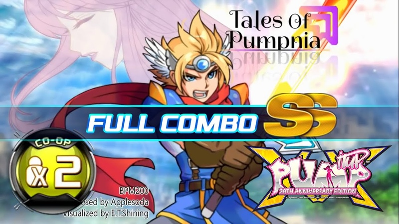[PUMP IT UP XX] Tales of Pumpnia CO-OP X2 | FULL COMBO!! (SS) | Practice ✔