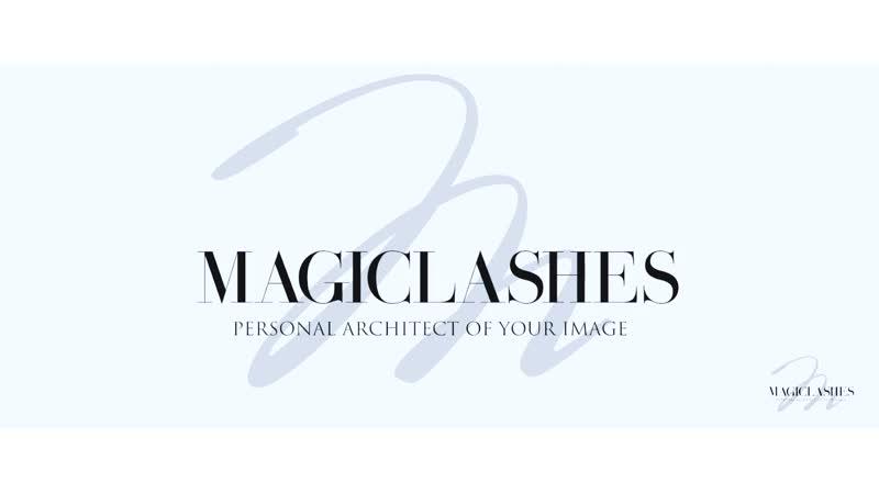 Промо Студия наращивания ресниц Magiclashes