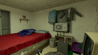 Half-Life: Alyx - Small Bedroom by is it on