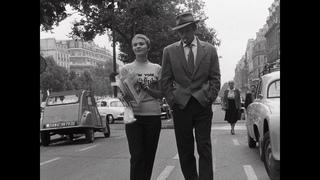 «На последнем дыхании» Жан-Люка Годара. Русский трейлер.