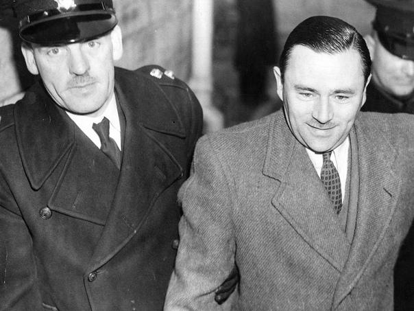 «Идеальные преступления» Лондонского вампира... Часть 2. Но правоохранительные органы Лондона, весьма впечатленные познаниями Хейга в тонкостях английской юриспруденции, проделали просто