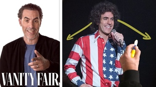 Sacha Baron Cohen Breaks Down 'The Trial of the Chicago 7' with Aaron Sorkin | Vanity Fair