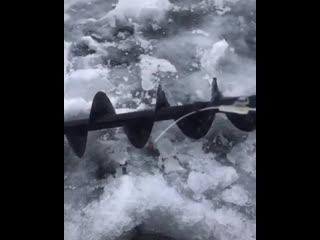 Мастер класс по зимней рыбалке!
