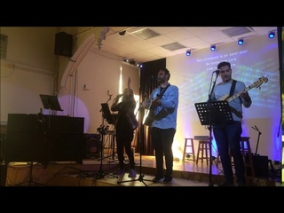Postquarantine live Worship - Won't Stop Now / No Longer Slaves / Great Are You Lord