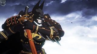 Ninja Batman vs Joker [Part 1]   Batman Ninja