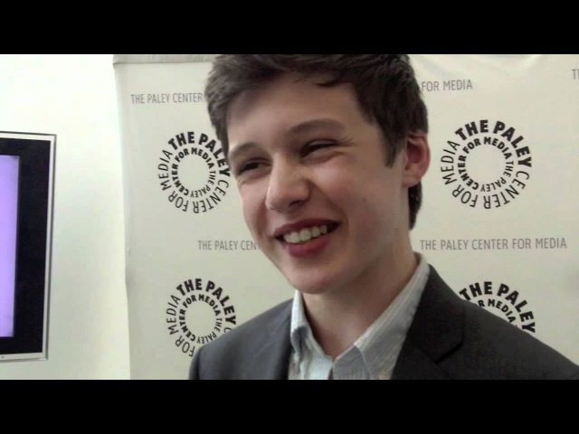 Nick Robinson: Melissa and Joey Interview