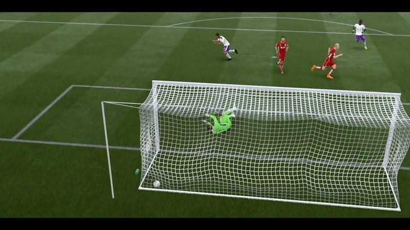 FIFA 17 история 8 серия Валидольные матчи