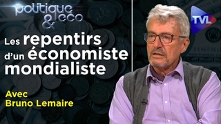 """La tyrannie du """"quoi qu'il en coûte"""" - Politique & Eco n°308 avec Bruno Lemaire - TVL"""