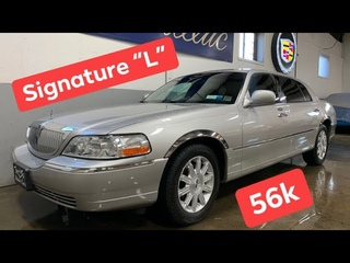 2008 Lincoln Town Car Signature L Long Wheel Base for sale Specialty Motor Cars 56k miles RARE FIND!