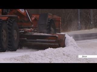 Режим повышенной готовности введут с 23 января в Алтайском крае в связи с ожидаемыми сильными снегопадами